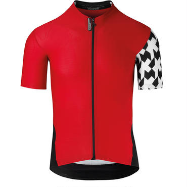 ASSOS SS.EQUIPE JERSEY National Red  Mサイズ