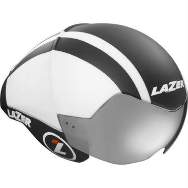 LAZER Wasp Air Matt Black / White  Sサイズ (52 ~ 56cm) JCF 公認   定価 ¥47,520-