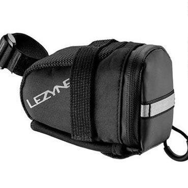 LEZYNE S-CADDY シームレスジップを使用した 小型サドルバッグ
