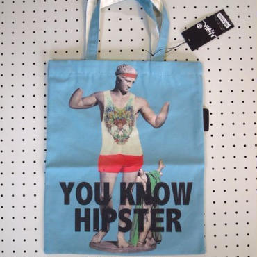 トートバッグ【ARAINA】YOU KNOW HIPSTER /かばん