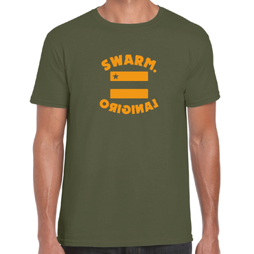 Soft Style Tee / Military Green