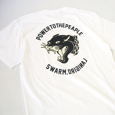 BLACK PANTHER Tee(WH)