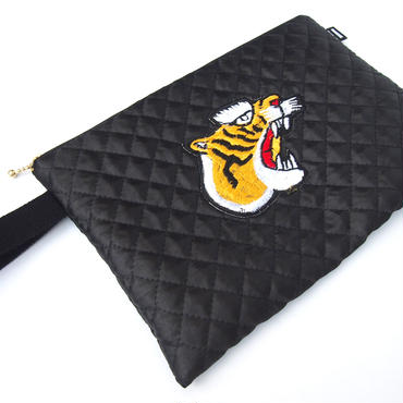 Tiger Clutch BAG(Black)
