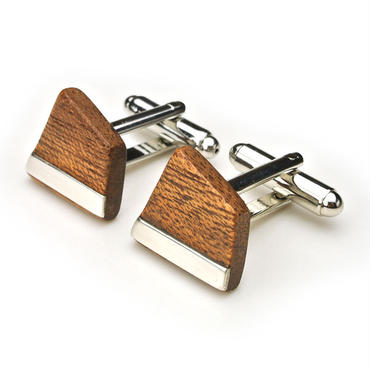 DESIGN Cuffs H 木製カフスH