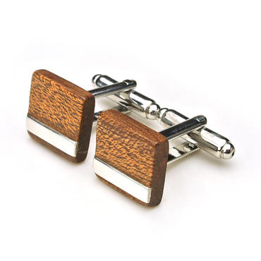 DESIGN Cuffs I 木製カフスI