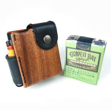 for Cigarettes Soft Short Package/木製タバコケースソフトショート用