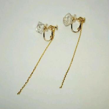earrings「ROUGH ROCK」