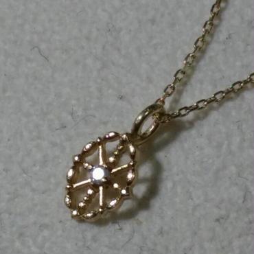 necklace「VEGA」
