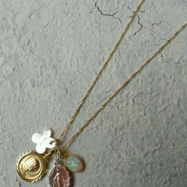 necklace「PRAY…」