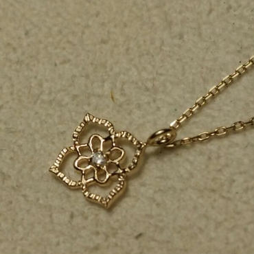 necklace「ALHAMBRA」