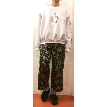 龍 WIDE CHINA PANTS
