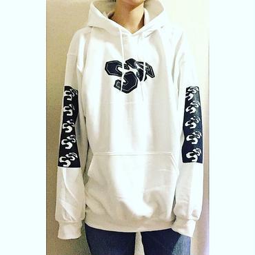 SSDlogoPARKER/white