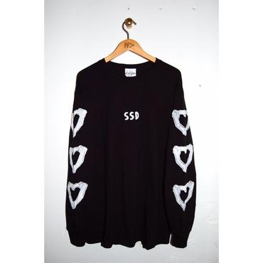 3♡bones L/ST bk