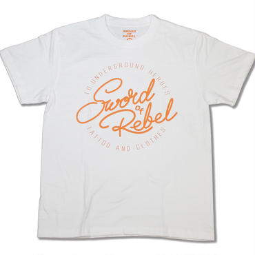 SWORD OF REBEL LOGO S/S TEE 01 W/O