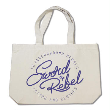 SWORD OF REBEL TOTE BAG  N/N