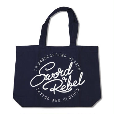 SWORD OF REBEL TOTE BAG  N/W