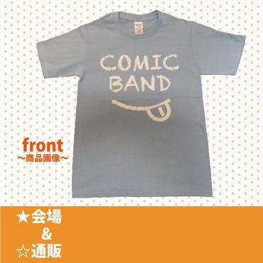 テヘペロTシャツ(水色)