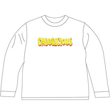 【グッズ】ガブリロンT (白)【GABURICIOUS】