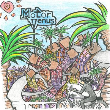 【CD】that / Gero / rairu / andmore.. 「Motor Venus」