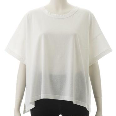 T-ree SLIT T SHIRT(WHITE)