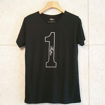 【BUFFONE】No.2 Black T-Shirt