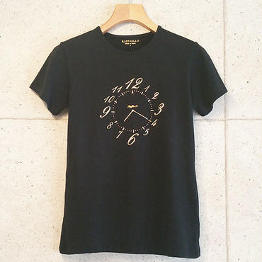 【RAFFAELLO】O'CLOCK T-Shirt