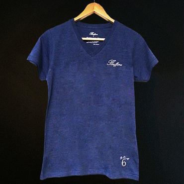 【BUFFONE】No.9 Navy T-Shirt