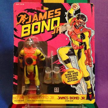JAMES BOND JR James Bond Jr Scuba Gear/ジェームスボンドJr ジェームスボンドJr スキューバギア/16012-10