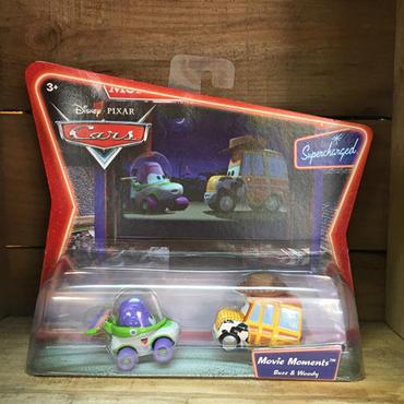 Cars Movie Moments Buzz & Woody/カーズ ムービーモーメント バズ & ウッディ/181110-1