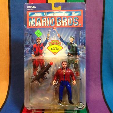 SUPER MARIO BROS. Spike/スーパーマリオブラザーズ スパイク フィギュア/160114-3