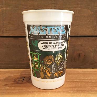 MOTU Plastic Cup/マスターズオブザユニバース プラスチックカップ/181123-6