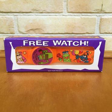 THE MUPPETS Muppets Watch Orange/ザ・マペッツ 時計 オレンジ/171120-2