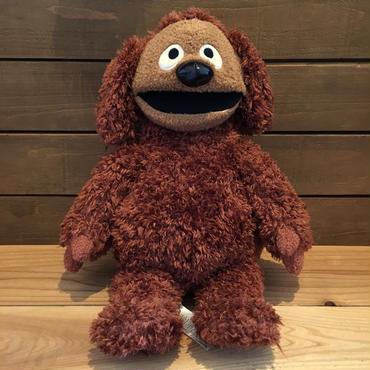 THE MUPPETS Rowlf the Dog Plush Doll/マペッツ ロルフ・ザ・ドッグ ぬいぐるみ/181024-2