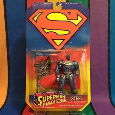 SUPERMAN Steel/スーパーマン スティール フィギュア/160309-11