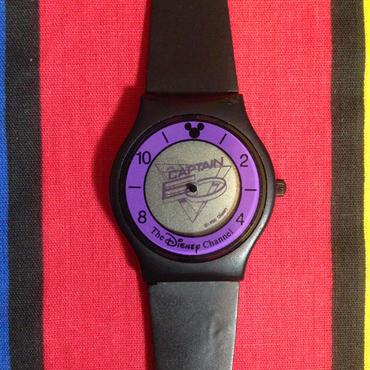 CAPTAIN EO Disney Channel Captain Eo Watch/キャプテンEO ディズニーチャンネル キャプテンEO 腕時計/151228-4