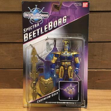 BEETLE BORGS METALLIX Chromium Gold Figure/ビートルボーグ・メタリックス クロミウム・ゴールド フィギュア/18405-4