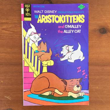 THE ARISTO CATS The Aristo Kittens Comics/おしゃれキャット アリストキティンズ コミック/171228-11