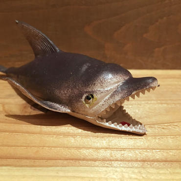 Dolphin Rubber Toy/イルカ ラバートイ/181018-13