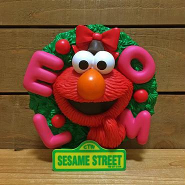 SESAME STREET Elmo Christmas Wall Light/セサミストリート エルモ クリスマスウォールライト/171029-4