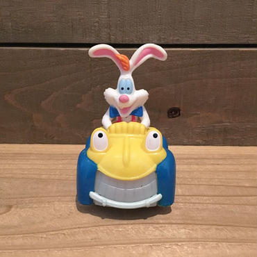 Who Framed ROGER RABBIT Happy Meal Toy/ロジャーラビット ミールトイ/180926-13