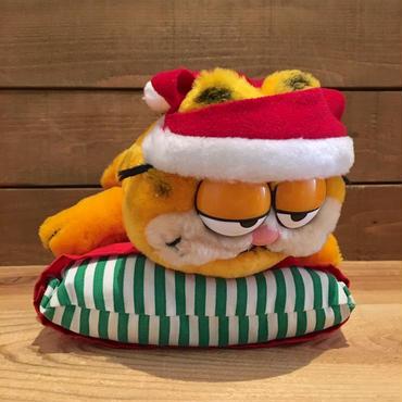 GARFIELD Christmas Garfield Plush Doll/ガーフィールド クリスマス・ガーフィールド ぬいぐるみ/181209-5