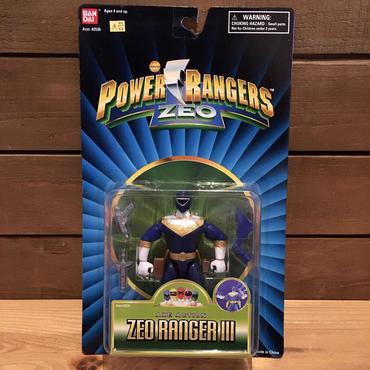 POWER RANGERS Zeoranger Ⅲ Figure/パワーレンジャー ゼオレンジャー Ⅲ フィギュア/180706-5