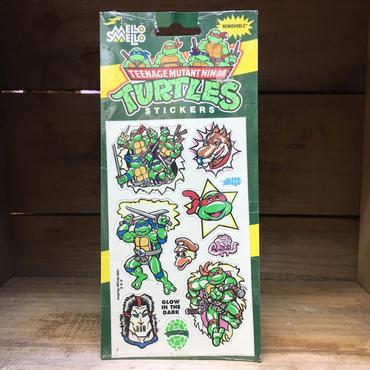TURTLES Sticker/タートルズ ステッカー/181022-2