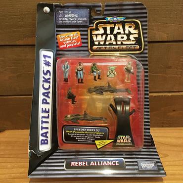 STAR WARS Action Fleet Battle Packs #1/スターウォーズ アクションフリート バトルパック #1/180312-4