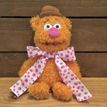 THE MUPPETS Fozzie Bear Plush Doll/マペッツ フォジー・ベア ぬいぐるみ/181024-7