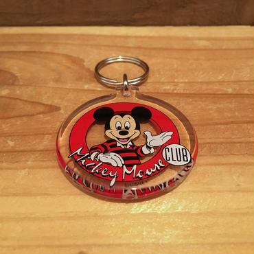 Disney Mickey Mouse Club Key Chain/ディズニー ミッキーマウスクラブ キーホルダー/181127-4