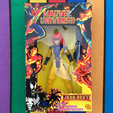 X-MEN 10inch Jean Grey/X-MEN 10インチ ジーン・グレイ フィギュア/160726-8