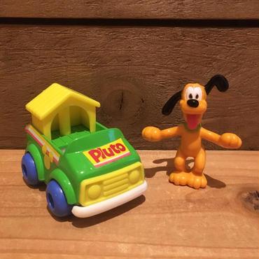 Disney Pluto Diecast Car/ディズニー プルート ダイキャストカー/180117-9
