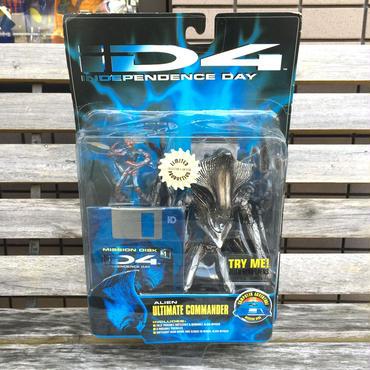 INDEPENDENCE DAY Alien Ultimate Commander Figure/インデペンデンスデイ エイリアン・アルティメットコマンダー フィギュア/181001-11