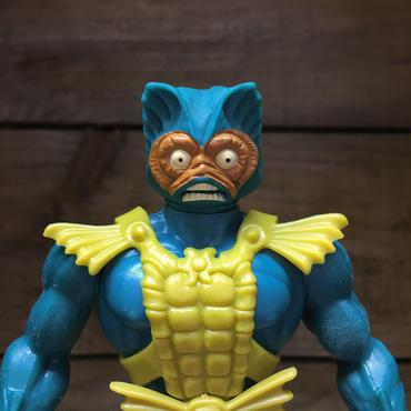 MOTU Mer-Man Figure/マスターズオブザユニバース マーマン フィギュア/180827-9